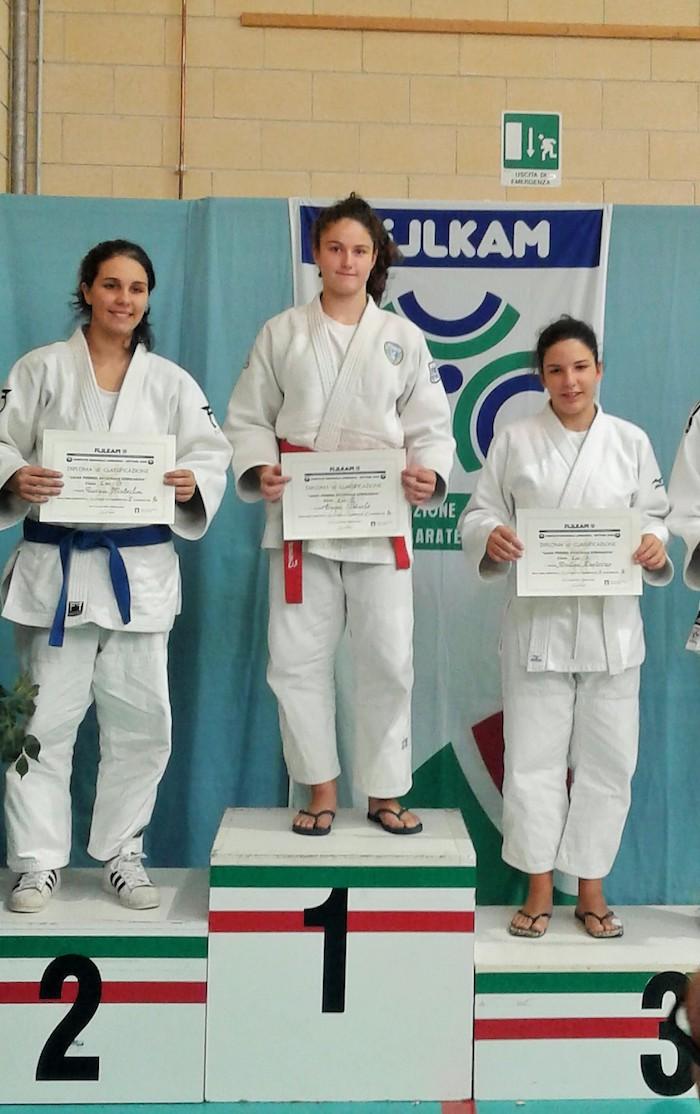A Ciserano le ragazze della Judo Bu-Sen Luino sul podio per il Gran Premio Regionale