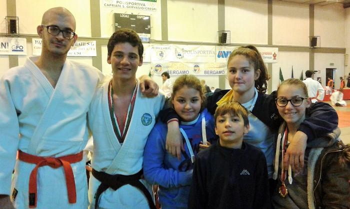 Sette ori, due argenti ed un bronzo per la Judo Bu-Sen Luino a Capriate