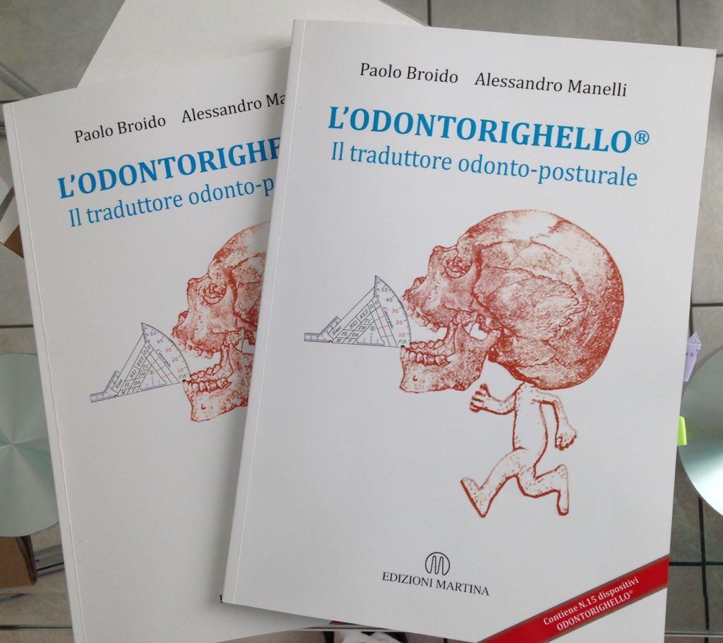 """Brevettato a Luino l'odontorighello, """"Il traduttore odonto-posturale"""". L'intervista al dottor Broido e al dottor Manelli"""