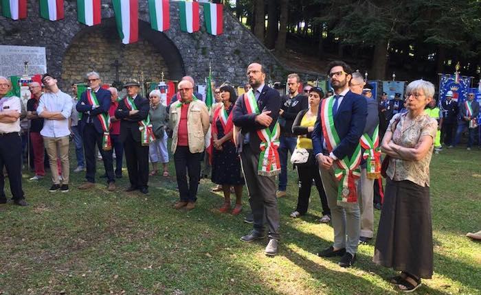 74 anni fa la battaglia del San Martino, l'omaggio ai giovani partigiani