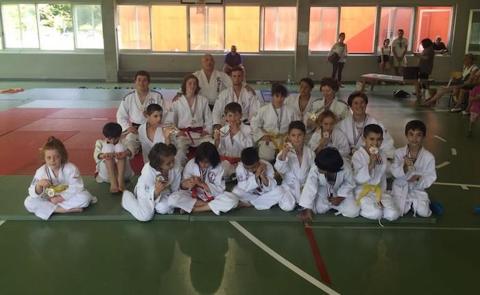 I ragazzi della Judo Samurai Porto Valtravaglia chiudono la stagione a suon di medaglie