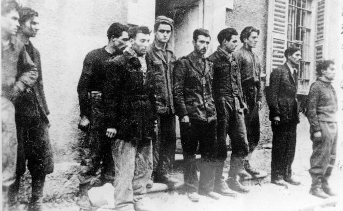 Cucco, giovedì la posa di una targa per i partigiani fucilati sul San Martino