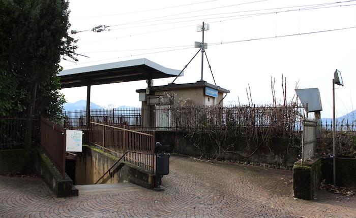 AlpTransit: non solo a Colmegna, crepe anche in alcune case e negozi di via Voldomino a Luino