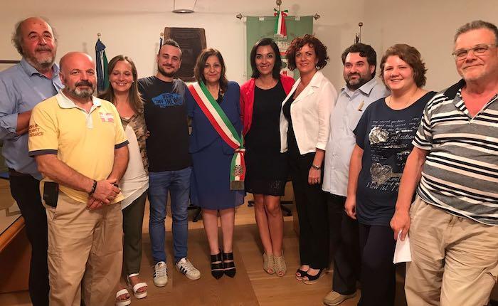 Insediato il consiglio comunale di Brissago Valtravaglia, ecco la giunta di Giusy Giordano