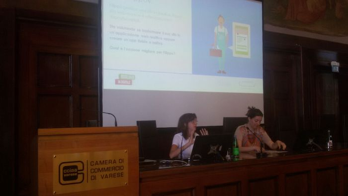 Eccellenze in digitale a Varese, la rivoluzione in tasca