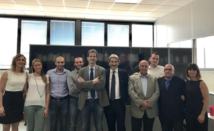 Imprese, Cattaneo visita la Ratti: