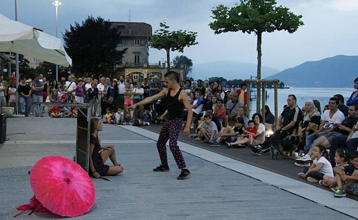 Arriva a Luino il Festival delle Arti di Strada
