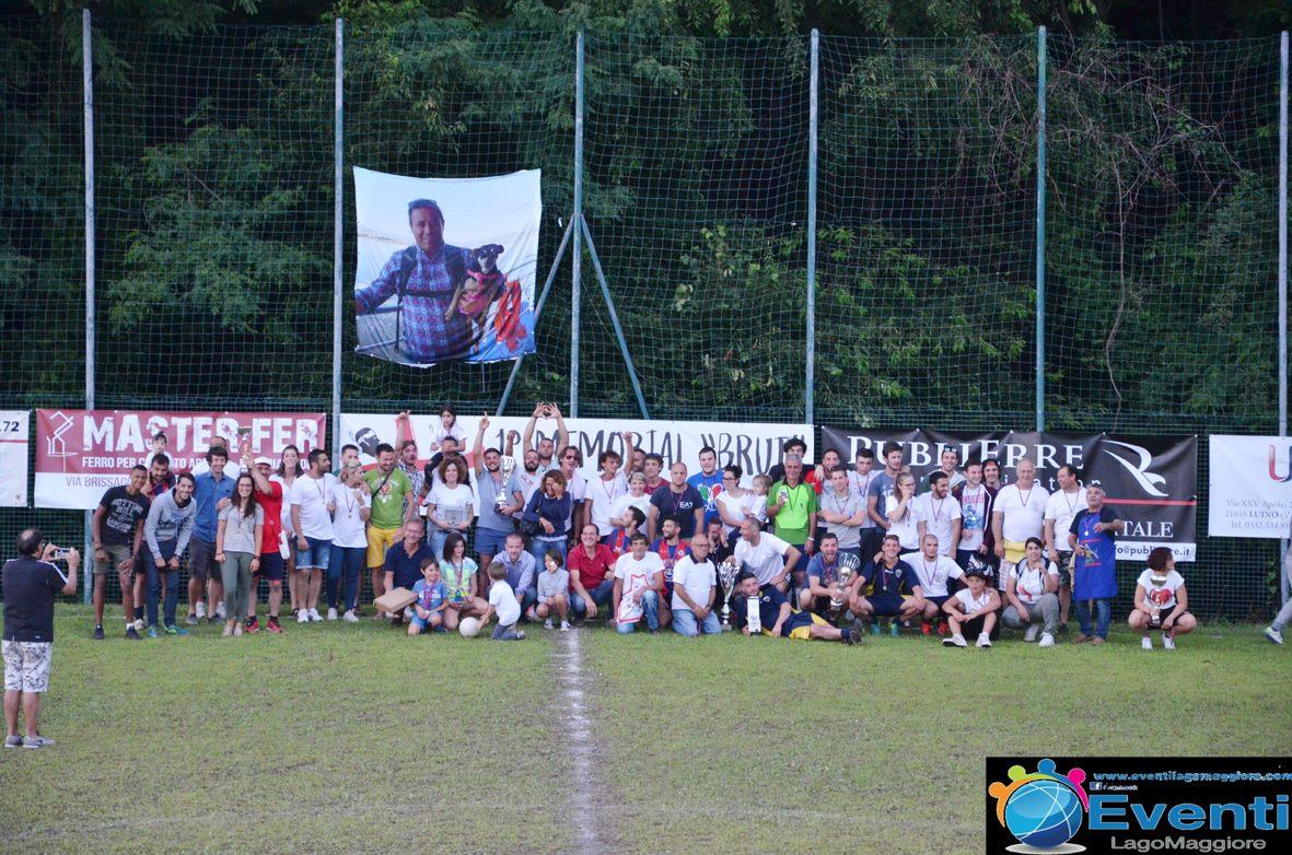 Il ricordo di Giuseppe Serra per fare beneficenza. Grande partecipazione dei luinesi al torneo