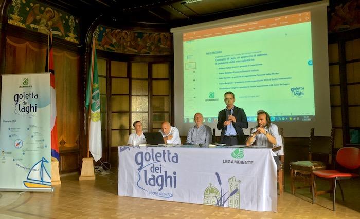 Presentati i risultati dei monitoraggi sul Lago sponda piemontese: 7 punti su 9 sono inquinati