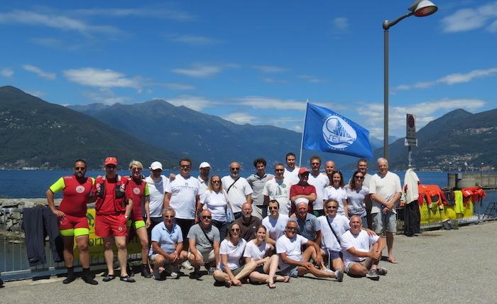 Una domenica per imparare a navigare sul lago Maggiore in sicurezza