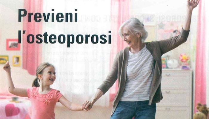 Osteoporosi, a Voldomino si combatte con la prevenzione. Mercoledì i test, ecco come prenotare