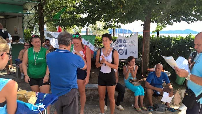Canottieri Germignaga, otto medaglie dall'interregionale di Arolo