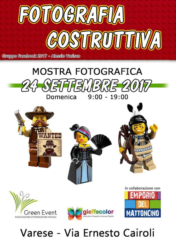 Da domenica Varese ospita una mostra fotografica di costruzioni