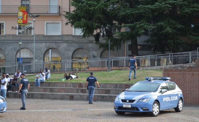 Controlli della Polizia a Varese e Provincia, denunce e sequestri