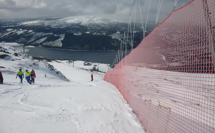Brissago Valtravaglia, SPM porta la sicurezza sulle piste da sci svedesi