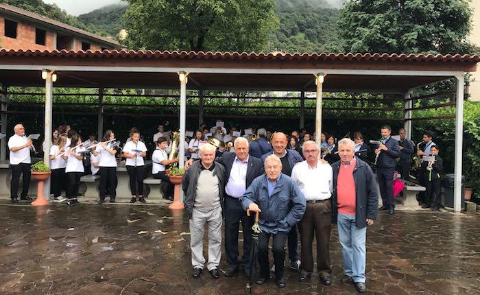 Siglato il gemellaggio tra la musica Cittadina di Luino e la Banda Musicale di Artogne