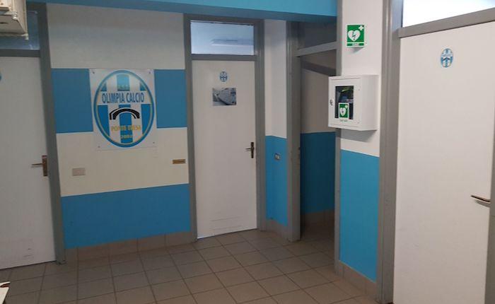 Olimpia Calcio, domani a Lavena Ponte Tresa inizia il corso per l'uso dei defibrillatori