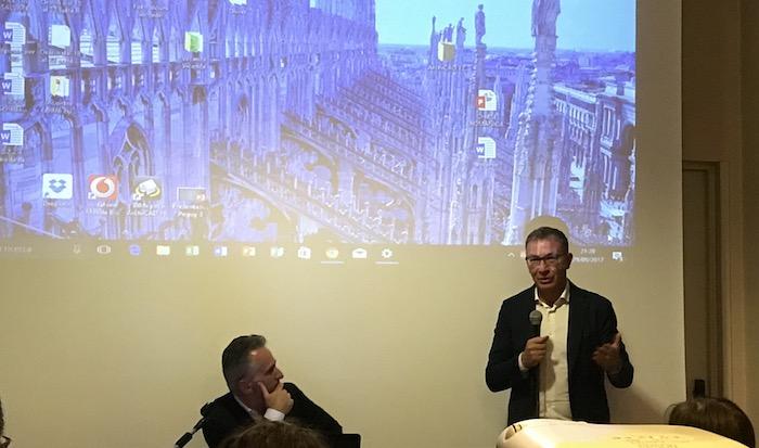 Incontro del Centro culturale san Carlo Borromeo ieri a Luino. Presentate attività e nuovo sito