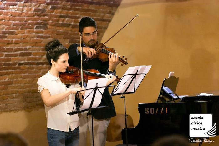 Sabato l'Open Day della Scuola Civica di musica