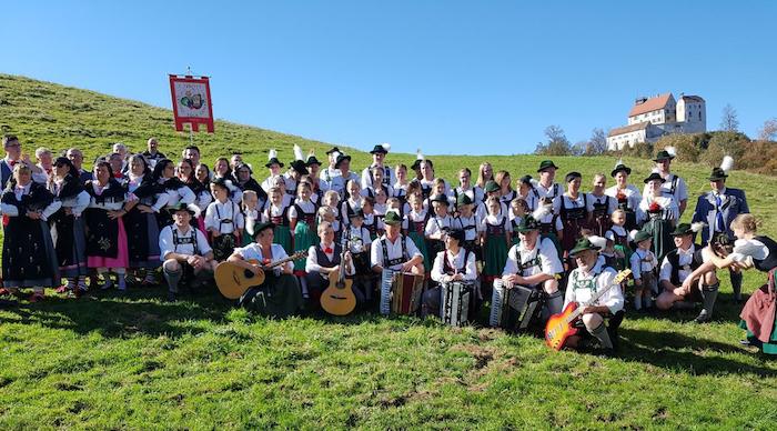 """""""I Tencitt"""" in Germania per rappresentare l'Italia al festival del folklore a Waldburg"""