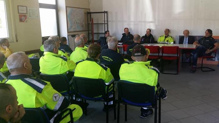 La Valcuvia insieme per un'esercitazione in scenari di emergenza per rischio idrogeologico