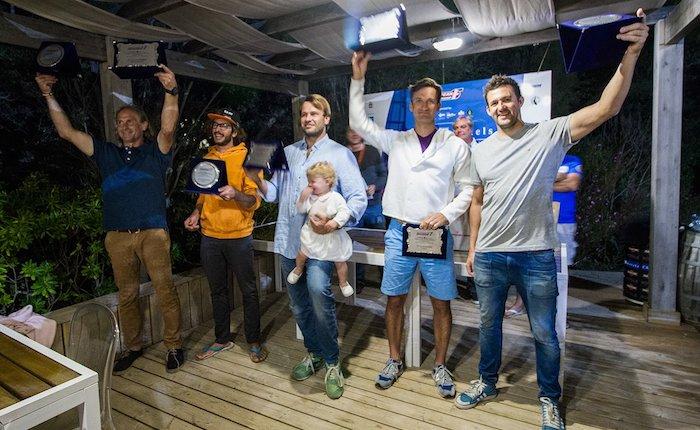 Europei di Formula Windsurfing a Gallipoli: il luinese Frank sfiora il podio
