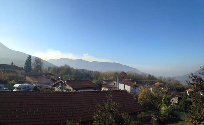 Minniti: in Piemonte situazione incendi sotto controllo