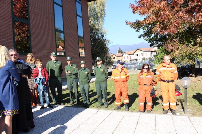 La nuova sede della Comunità Montana a Luino, insieme per risparmiare fondi pubblici