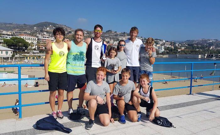 Doppio appuntamento tra Sanremo e il Trofeo Aristide Vacchino. Papa protagonista ai Mondiali Coastal