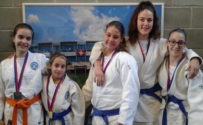 Il Judo Bu-Sen Luino conquista il quarto posto al Trofeo Coppa Malcantone