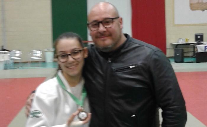 Judo Bu-Sen Luino, anche Sofia Pignatiello vola ai Campionati Italiani