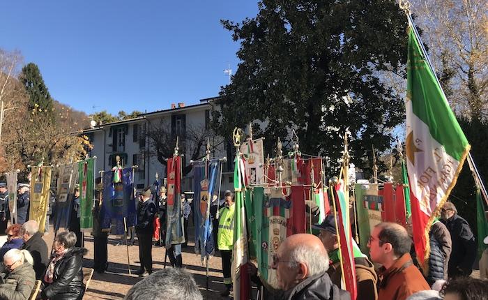 """San Martino a Cuveglio, Cattaneo: """"Ricordiamo coloro che si sono sacrificati per Italia libera"""""""