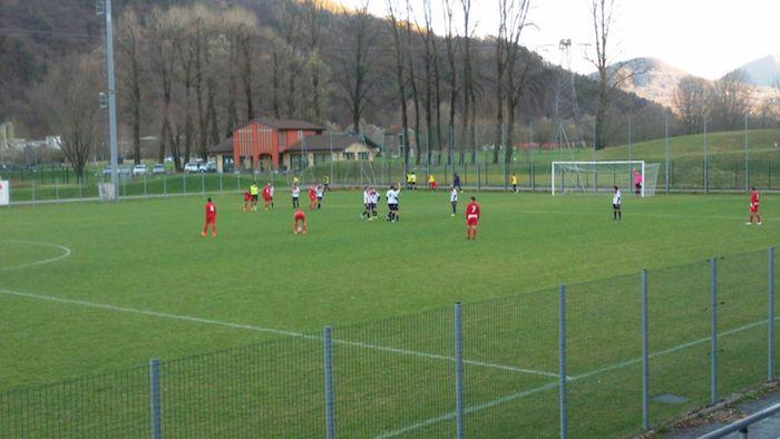 Un calcio da fermo condanna il Luino-Maccagno contro la capolista. Il Fagnano vince 1-0
