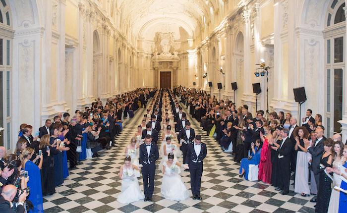 Da Lavena Ponte Tresa al Gran Ballo della Venaria Reale di Torino, il sogno di Siria Nigro