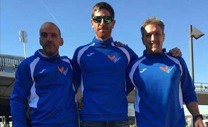 Fabio Porcelli e Maximiliano Raul Moya rispondono presenti allaMaratόn Valencia Trinidad Alfonso