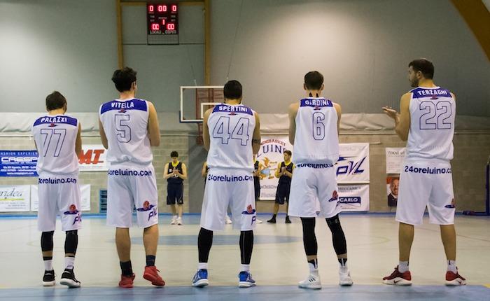 La Pallacanestro Verbano continua a sognare, a Luino vince contro Vittuone 65-56 (Foto © Cinzia Pelanconi)