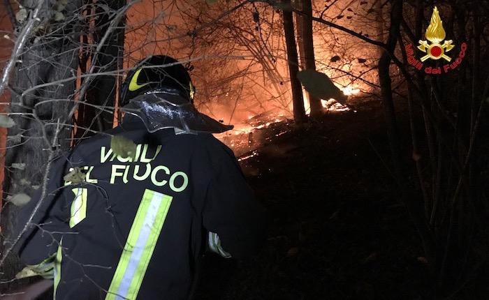Incendi ed emergenze, Vigili del Fuoco: