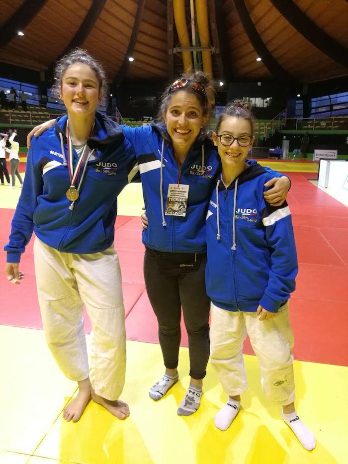Emma Petrolo campionessa italiana, scoppia la festa per la Judo Busen Luino