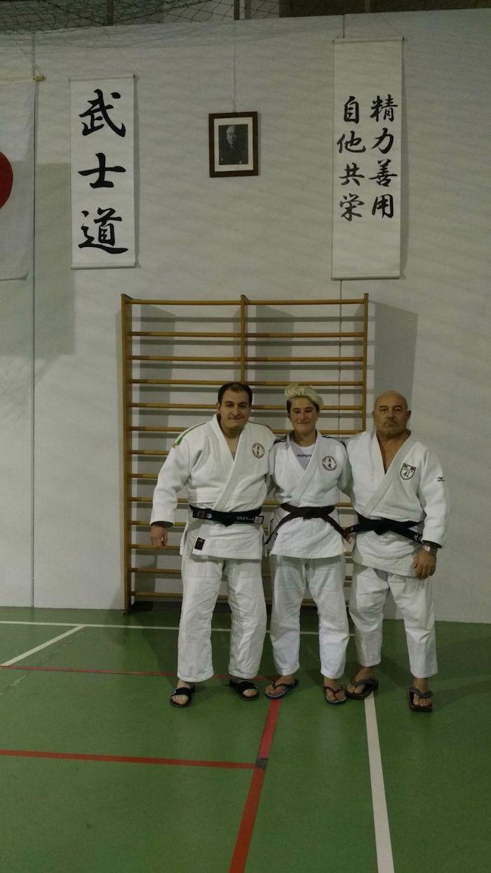 Grande soddisfazione per la Judo Porto Valtravaglia, Dalila Salvatelli nuova cintura marrone