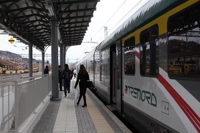 Torna attiva la linea Cadenazzo-Malpensa,