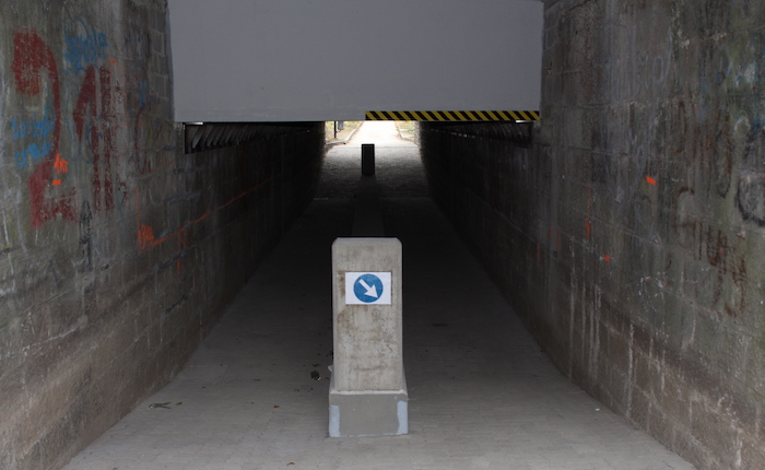 Luino, riaperto anche il sottopasso pedonale di via Cairoli