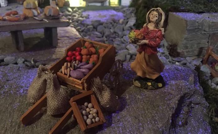 Natale, il fascino di Monteviasco e il suggestivo presepe a chilometro zero