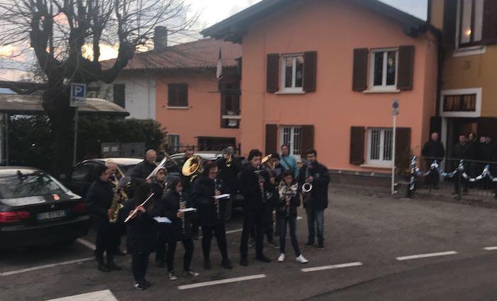 Luino, la comunità delle Motte in festa per il giorno dell'Immacolata