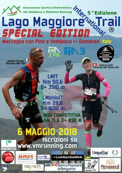 Vuoi partecipare alla Lago Maggiore International Trail? Ecco tutto quello che devi sapere