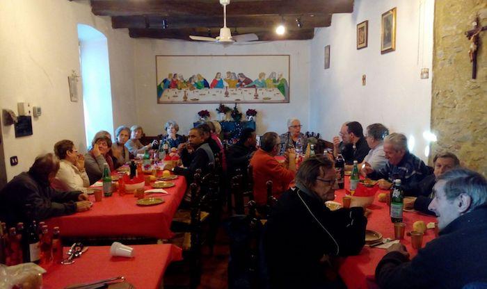 Natale alla Caritas di Luino,