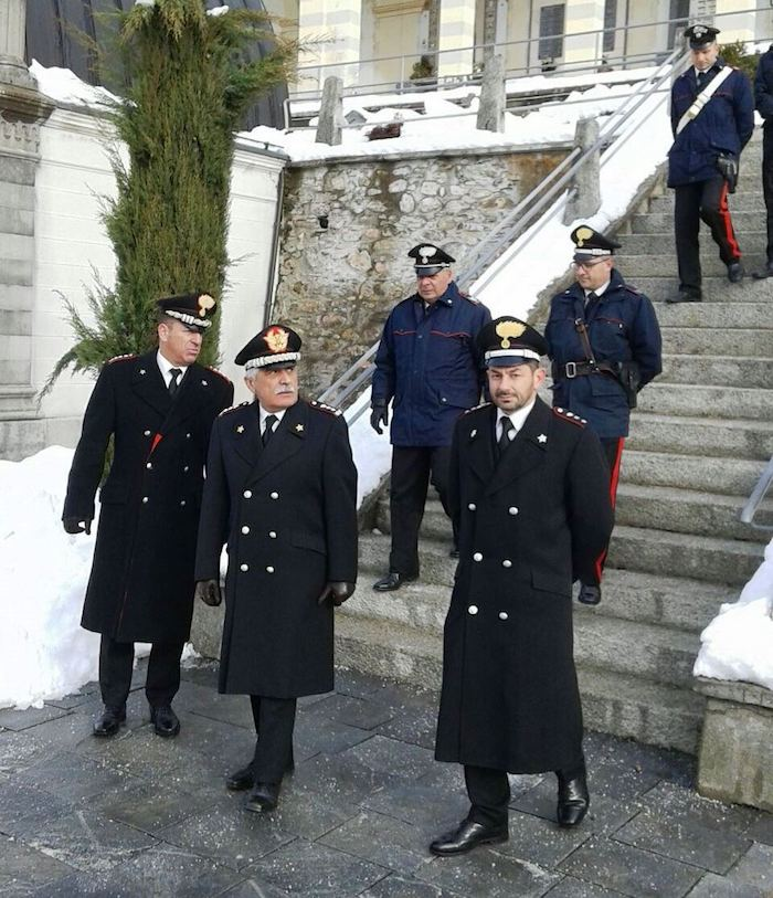 Brinzio, i Carabinieri ricordano il generale Galvaligi