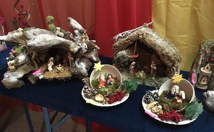 Luino, gli appuntamenti con il mercatino di Natale della parrocchia di Voldomino