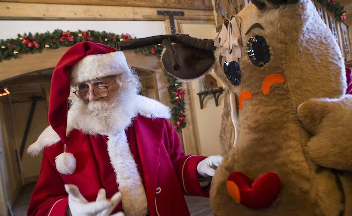 Scelto il primo Babbo Natale di Mondojuve, selezionato tra 1.700 candidati