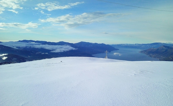 La Forcora ancora senza sci e snowboard, mancano neve ed autorizzazione dal ministero