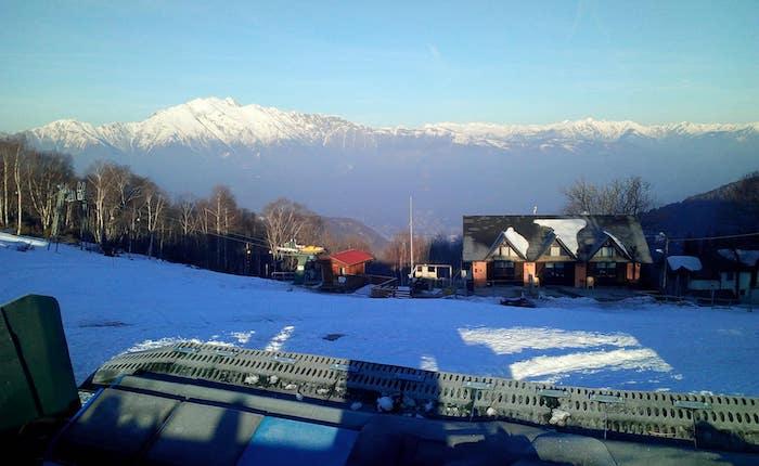 Nel weekend si torna a sciare in Forcora, tutto pronto per l'avvio dello skilift